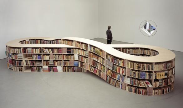 The Infinity Bookshelf