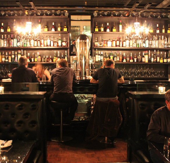 Corner suite named best new vancouver bar by food wine for Bar food vancouver