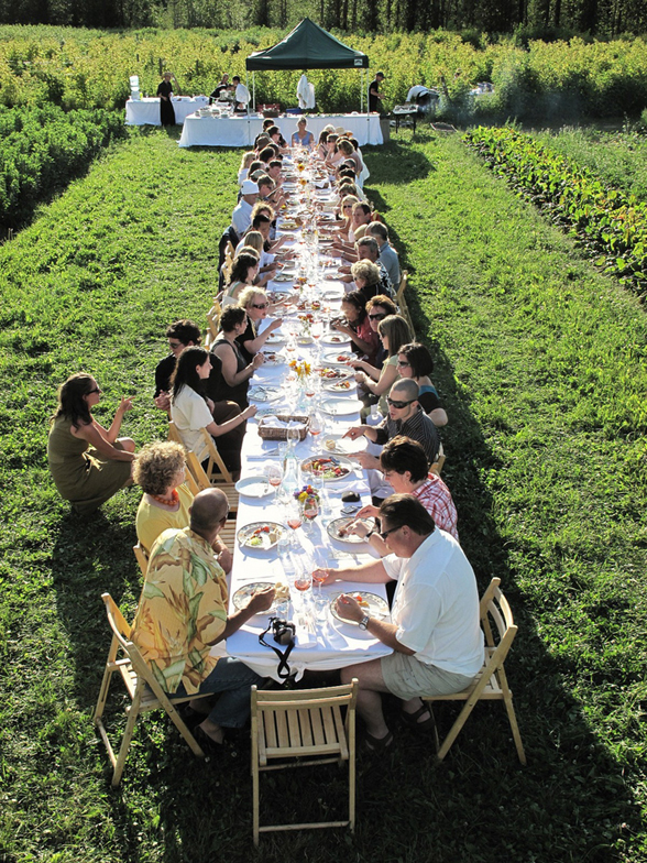 Goods Araxi Set To Launch Long Table Supper Series At