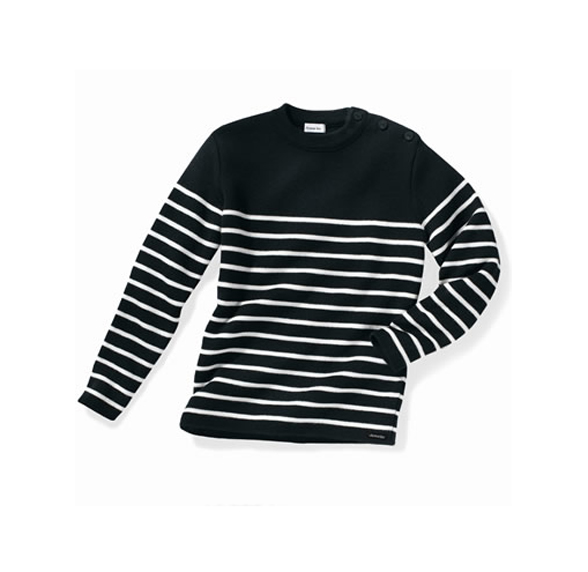 Cool Thing We Want #318: Navy & White Striped Armor Lux Sweater At ...