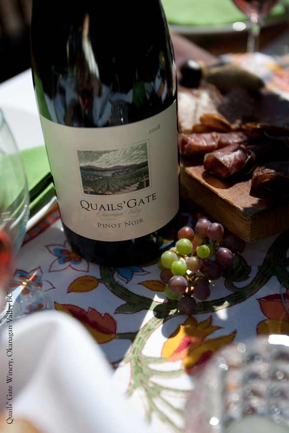 Francois Illas New Tradition: Several Positions Now Available At Quails' Gate Estate
