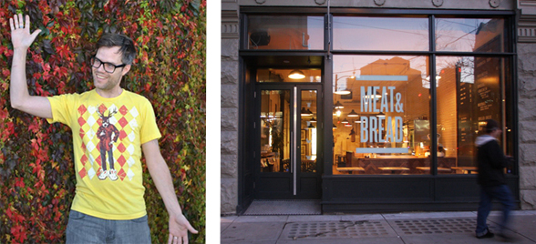Meat & Bread is located at 370 Cambie St. off Victory Square | 605-566-9003 | www.meatandbread.ca