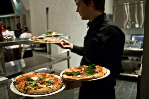 Nicli Antica Pizzeria is located at 62 East Cordova in Vancouver, BC | 604-669-6985 | www.nicli-antica-pizzeria.ca