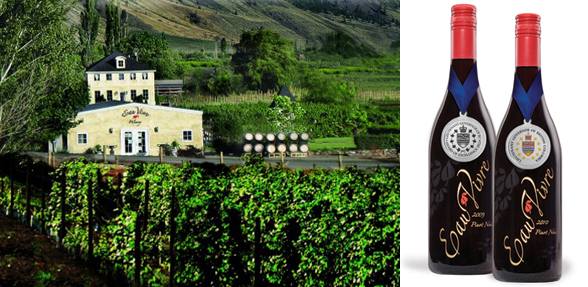Eau Vivre Winery is located at 716 Lowe Drive in beautiful Cawston, BC | 250.499.2655 | www.EauVivreWinery.ca