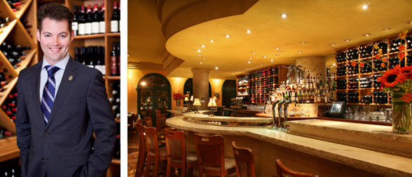 CinCin Ristorante is located in the heart of downtown at 1154 Robson St. | Vancouver, BC | 604-688-7338 | CinCin.net