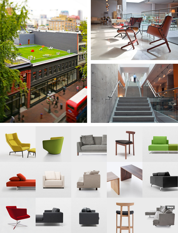 Inform Interiors is located at 50 & 97 Water Street in Gastown   Vancouver, BC   604-682-3868   www.informinteriors.com