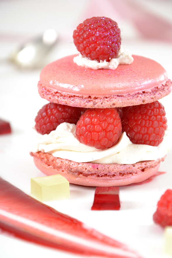 Culinary-Capers-Raspberry-Almond-Macaron-1