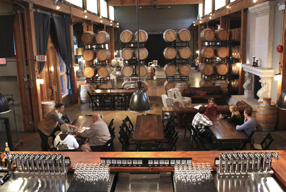 Vancouver Urban Winery is located at 55 Dunlevy Ave in Vancouver BC   604-566-9463   vancouverurbanwinery.com