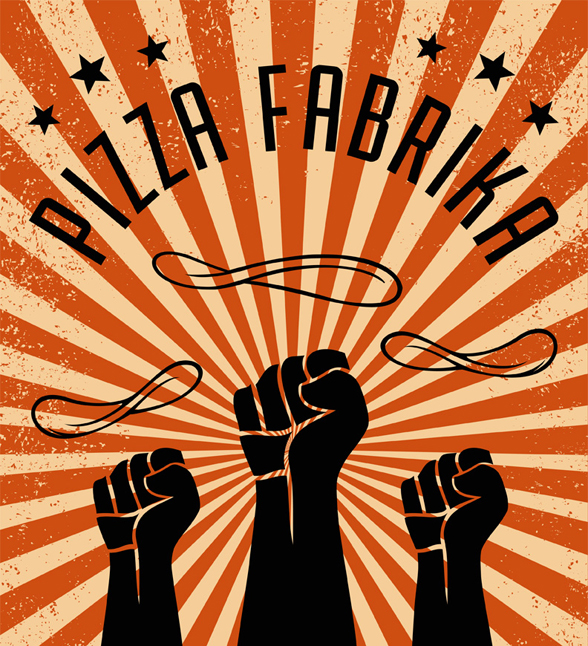 Pizza Fabrika will be opening at 1680 Robson St. in Vancouver, BC this June   www.pizzafabrika.ca