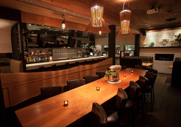 The Oakwood Canadian Bistro is located at 2741 West 4th in Vancouver, BC | 604.558.1965 www.theoakwood.ca
