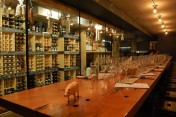 Salt Tasting Room is located in Gastown's Blood Alley (look for the flag) | 604-633-1912 | salttastingroom.com