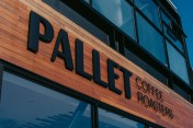 Pallet Coffee Roasters is located at 323 Semlin Dr.| Vancouver, BC | 604.255.2014 | www.palletcoffeeroasters.com