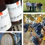 Fort Berens Estate Winery is located at 1881 Highway 99 North in Lillooet, BC | Brad Kasselman/coastphoto.com