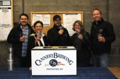Cannery Brewing is located at 112 – 1475 Fairview Rd. in Penticton, BC | 250-493-2723 | CanneryBrewing.com