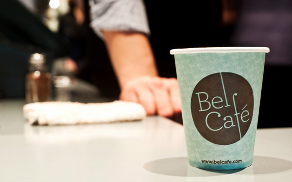 Bel Cafe is located at 801 West Georgia Street in the heart of Vancouver, BC | 604-673-7000 | www.belcafe.com