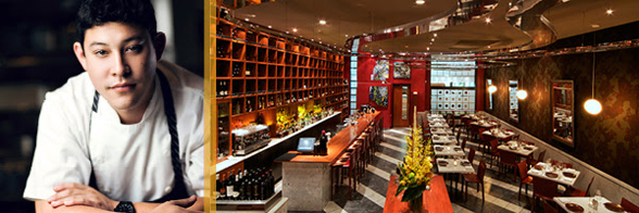 West is located at 2881 Granville St. in Vancouver, BC | 604-738-8938 | www.westrestaurant.com