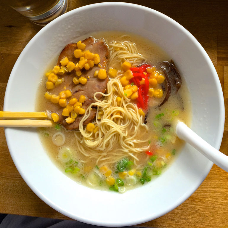 TOP FIVE | Ramen, Dan Dan, And Pho - Oh My! Where To Find Vancouver's Essential Noodles