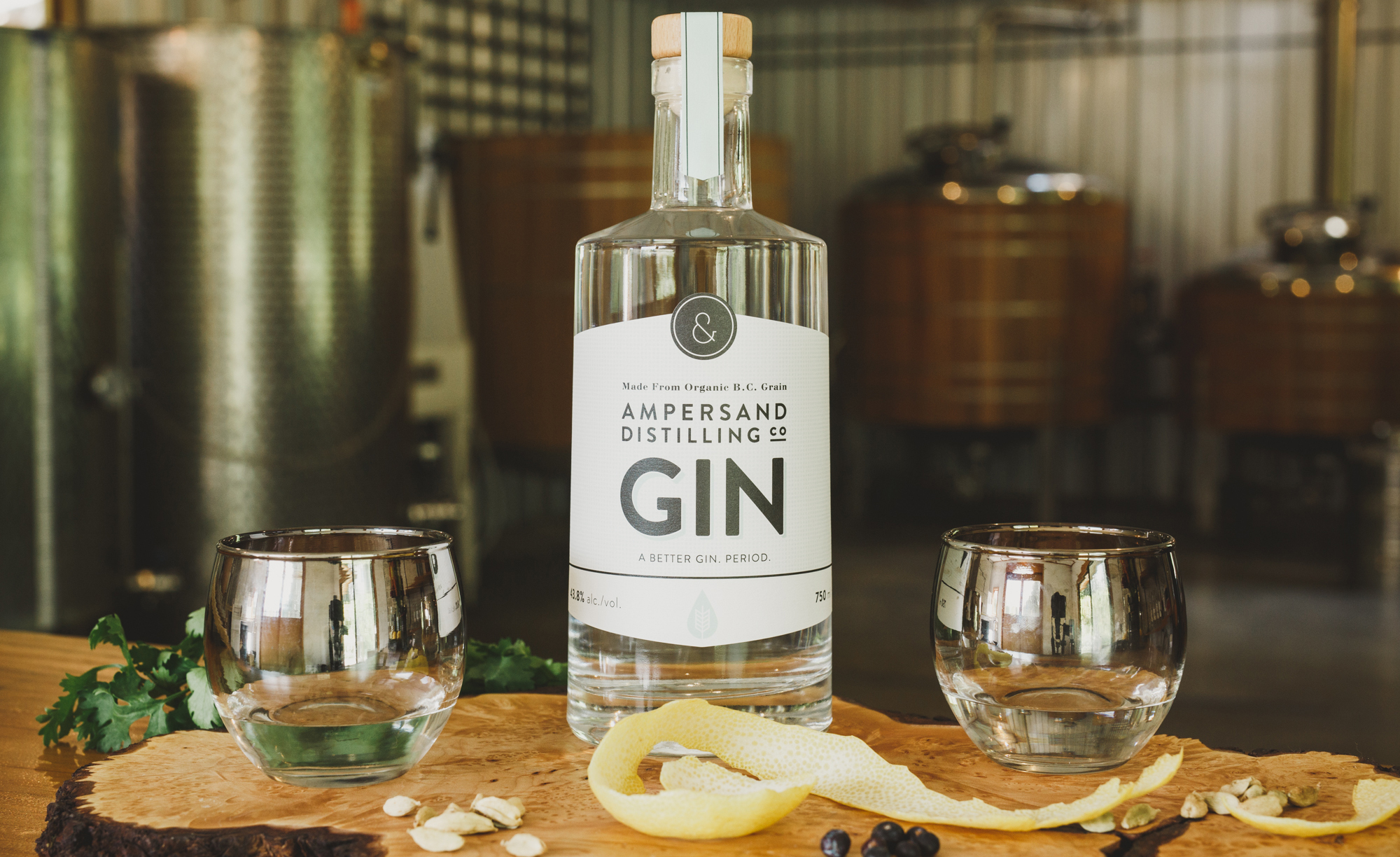 Ampersand Distilling Co. is on The Hunt for an Assistant Distillery Operator