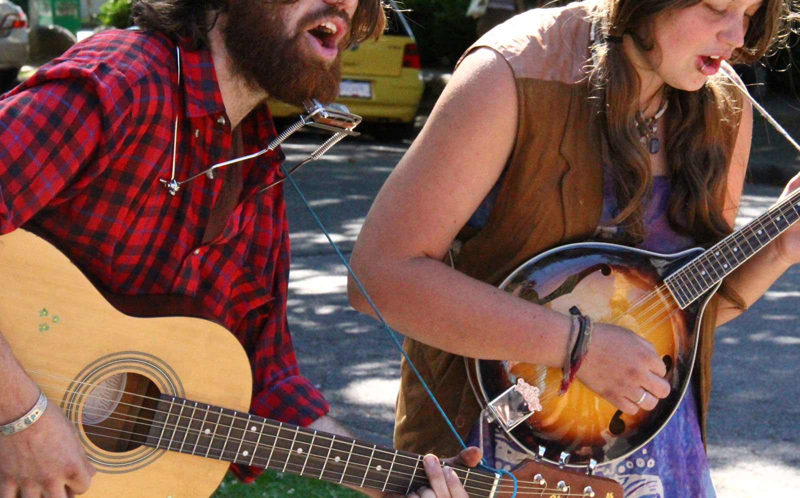 On Making Life Harder for Buskers and Calling 911 Like It's Customer Service