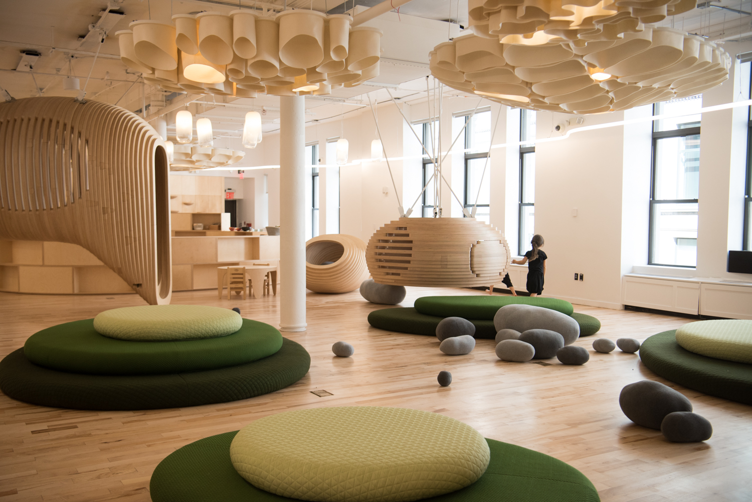 New School in Manhattan Reimagines Education Through Design -- And We Want It