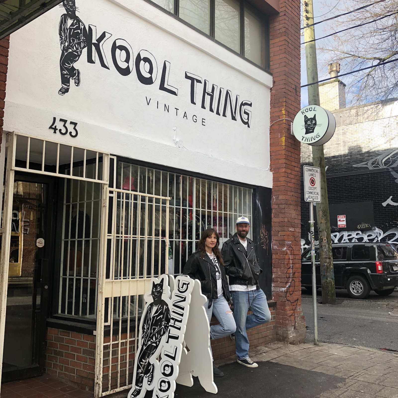 Meet the Thrifty Duo Behind Chinatown's New 'Kool Thing Vintage'