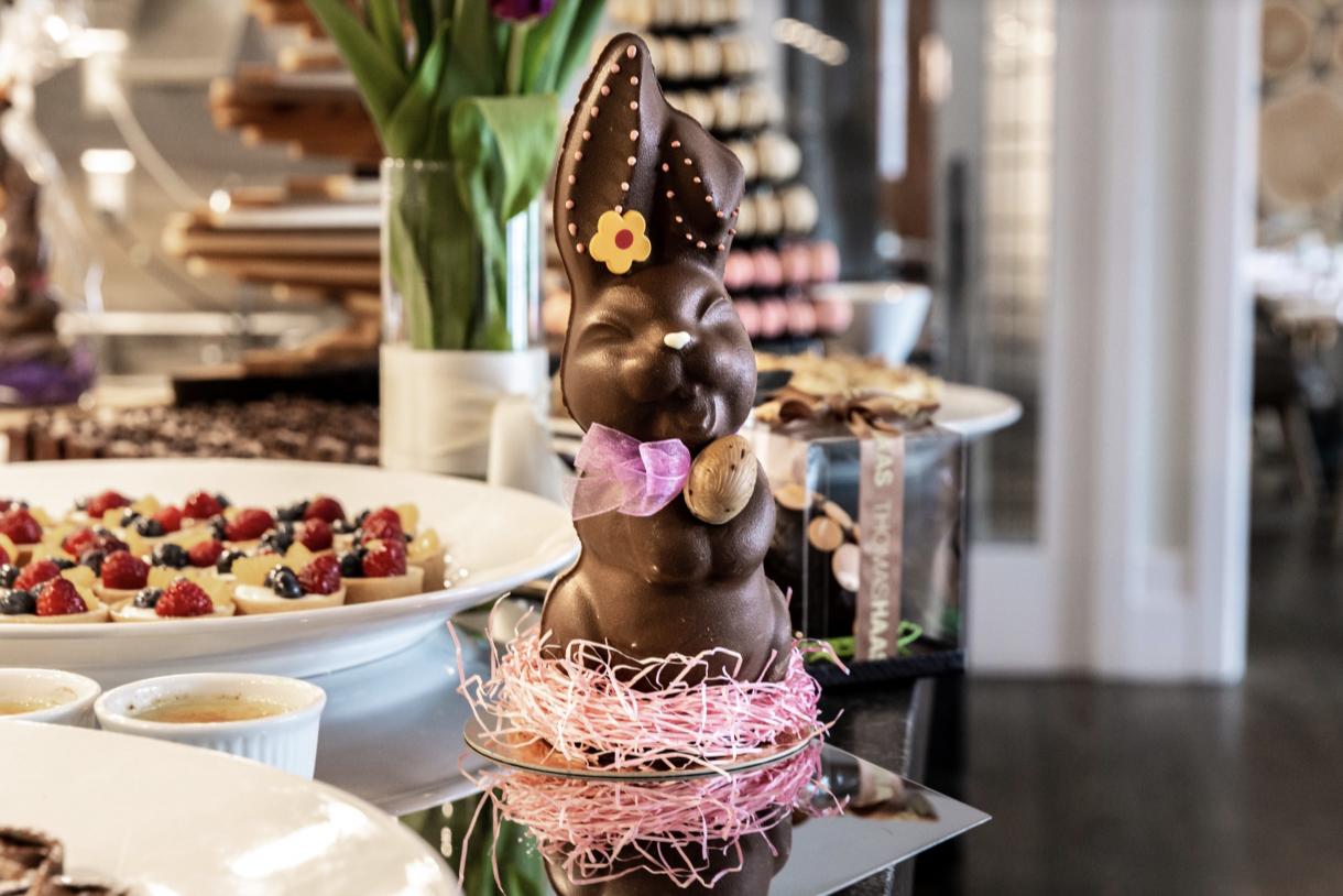 Enjoy an Epic Easter Brunch This Weekend at Whistler's Nita Lake Lodge