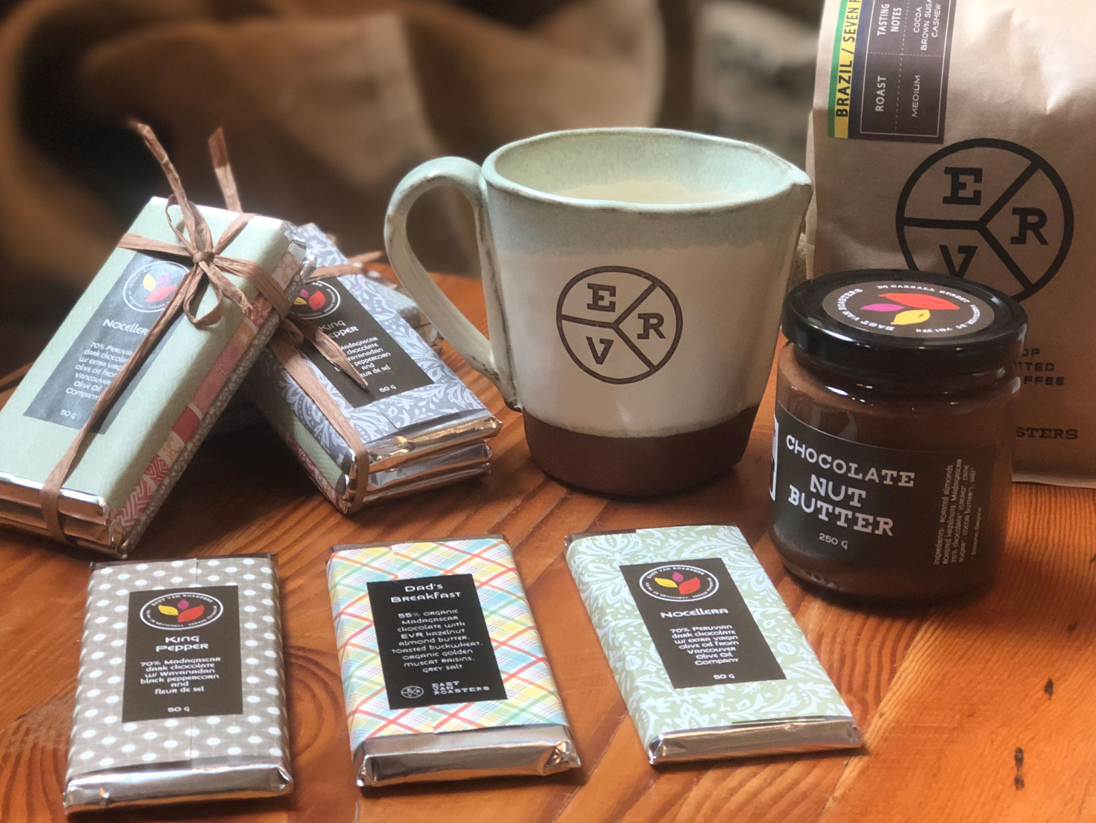 East Van Roasters Releases Special Father's Day Chocolates