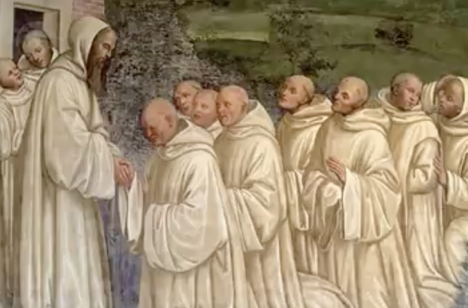 Relax, There's a Gregorian Chant Generator Now