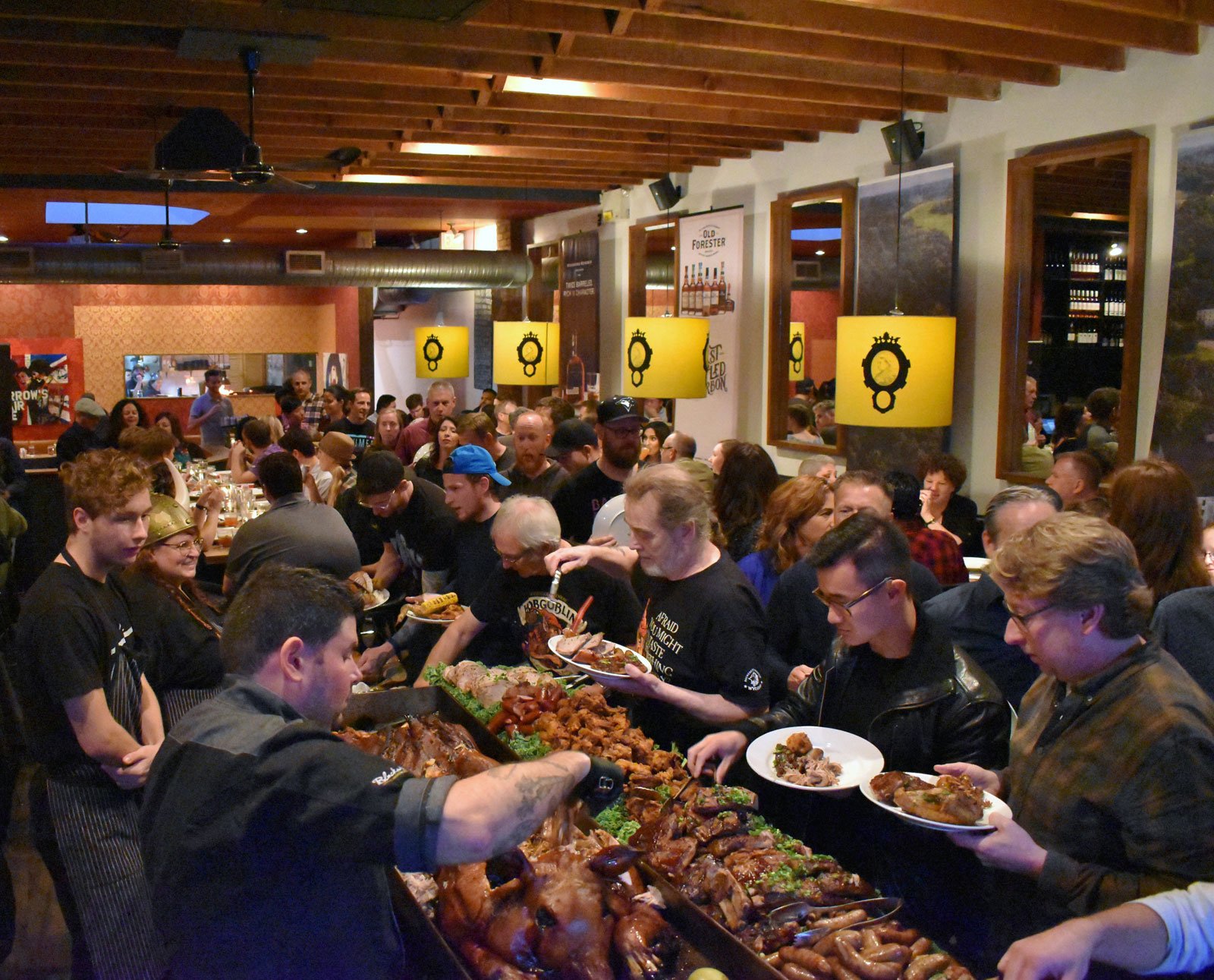 Tickets Now Available For The Cascade Room's 3rd Annual Barbarian's Feast