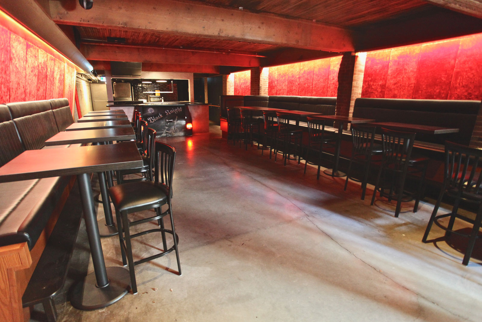 Basement 'Boogie Van' Ready to Rock in Railtown