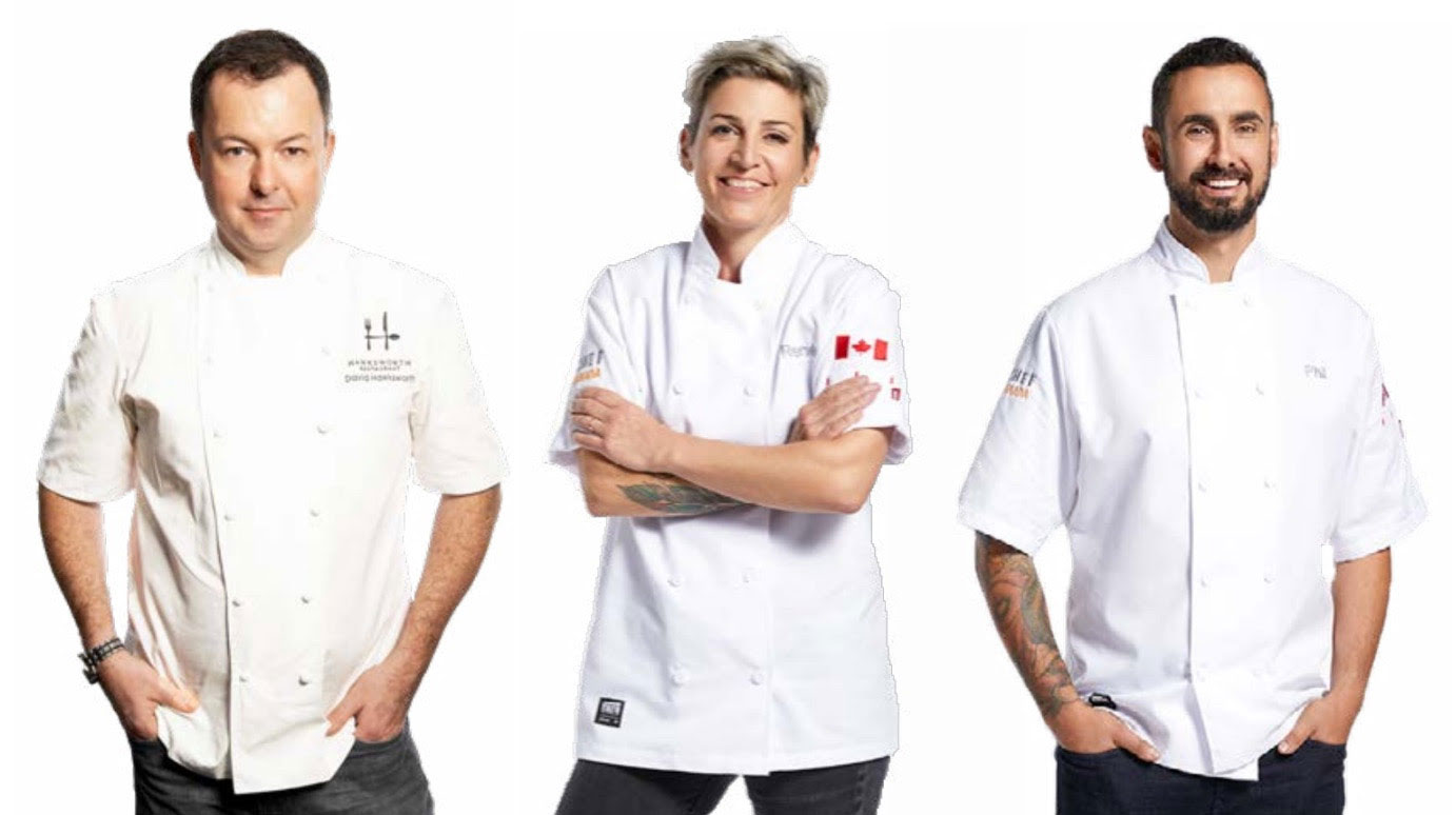 Nightingale to Host Guest Chef Collab Feast for Hawksworth Young Chef Scholarship Foundation