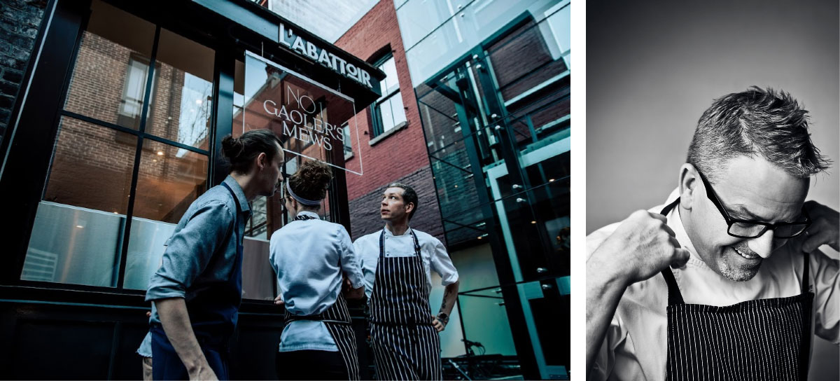 Edition No. 17 of the Gaoler's Mews Dinner Series to Feature Chef Rob Feenie