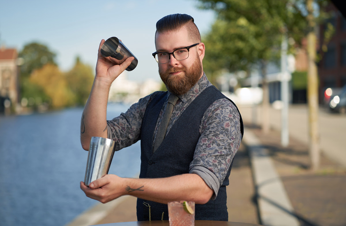 Botanist Barman Jeff Savage Takes 2nd at Diageo World Class Bartender of the Year Finals